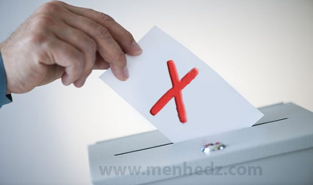 Ja tekfirim sve koji glasaju. Da li griješim?  Menhedž