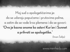 apologetičari