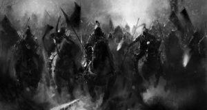 vojska, konjanici