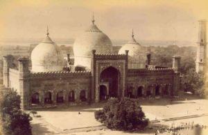 Dzamija u Pakistanu