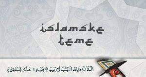 kur'an, islamke teme, islamsko znanje