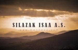 Sudnji dan, Isaa, silazak Isaa, silazak Isusa