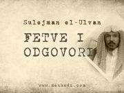 Sulejman-el-Ulvan fetve