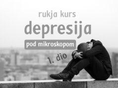 depresija pod mikroskopom