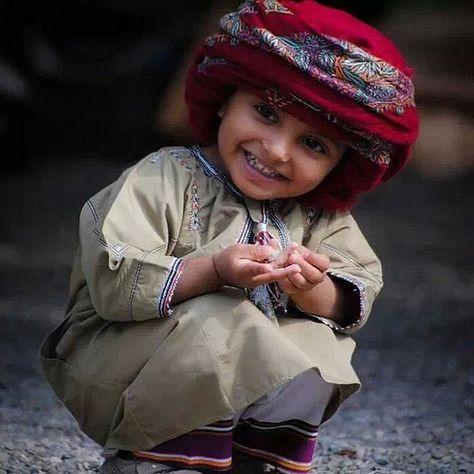 dijete osmijeh