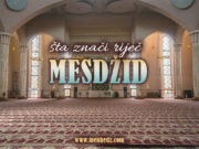 mesdžid, džamija